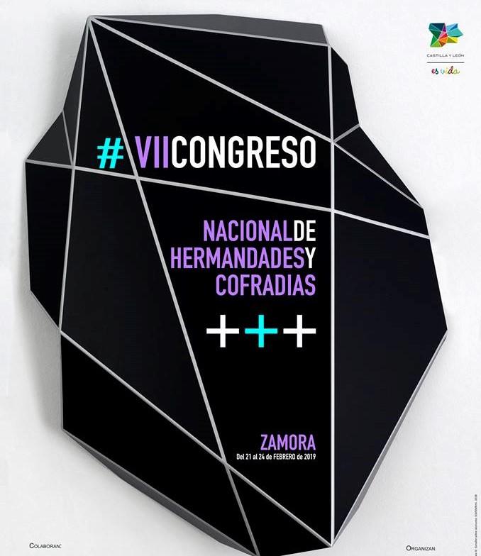 El plazo de inscripciones para el VII Congreso Nacional de Hermandades y Cofradías se mantiene abierto hasta el 15 de febrero