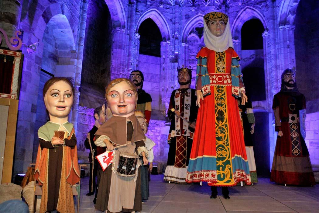 Capitonis Durii ofrece dos espectáculos teatrales en el marco del VII Congreso Nacional de Cofradías y Hermandades