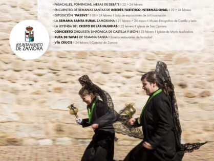 La organización amplía el plazo de inscripción al VII Congreso Nacional de Cofradías hasta el 20 de febrero