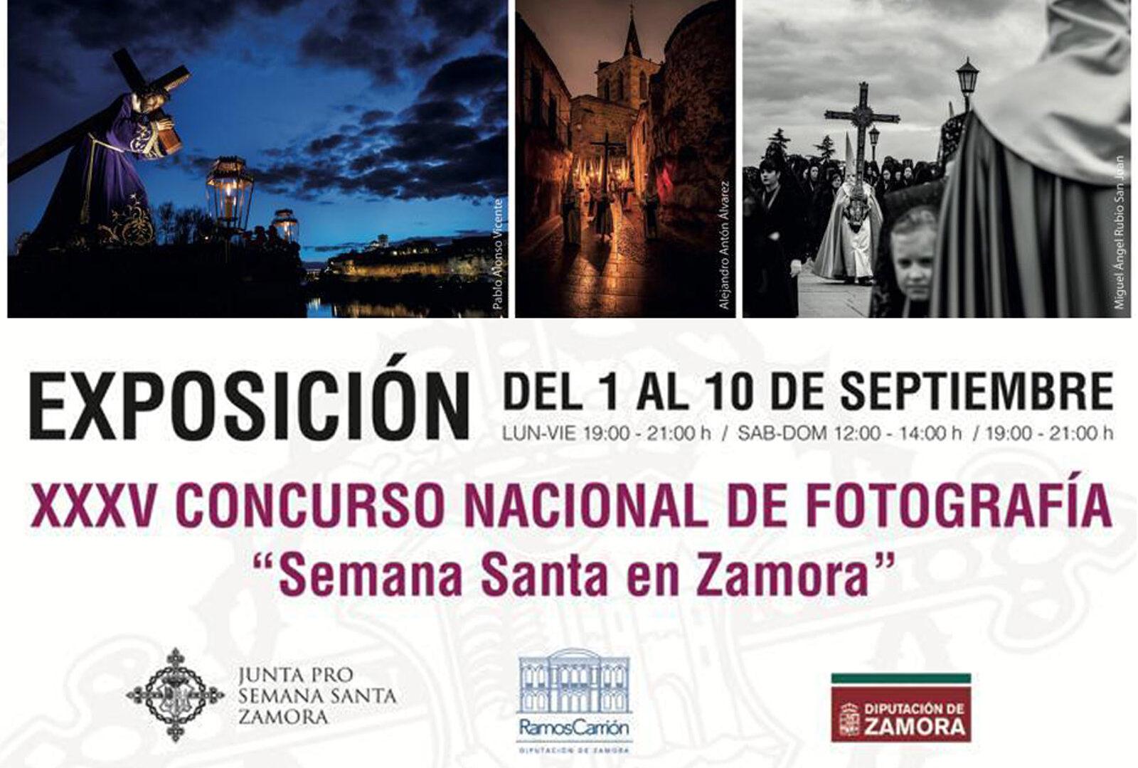 Exposición y entrega de premios XXXV Concurso Nacional de Fotografía